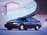 Chevrolet Malibu 2000–04 pictures