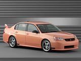 Chevrolet Malibu Xtreme Concept 2003 images
