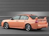 Chevrolet Malibu Xtreme Concept 2003 wallpapers