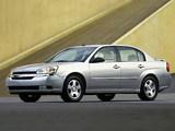 Chevrolet Malibu 2004–06 images