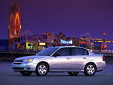 Chevrolet Malibu 2004–06 photos