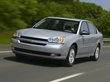Chevrolet Malibu 2004–06 pictures