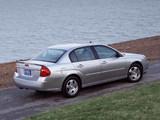 Chevrolet Malibu 2004–06 wallpapers