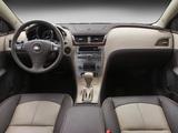 Chevrolet Malibu LTZ 2007–11 images