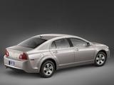Chevrolet Malibu Hybrid 2007–11 photos