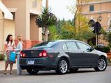 Chevrolet Malibu LTZ 2007–11 photos
