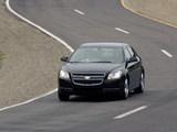 Chevrolet Malibu LTZ 2007–11 pictures