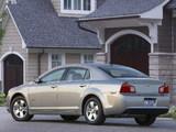 Chevrolet Malibu Hybrid 2007–11 wallpapers