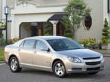 Chevrolet Malibu Hybrid 2008–11 images