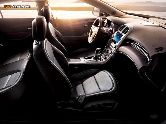 Chevrolet Malibu LTZ CN-spec 2011 images (640 x 480)