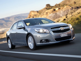 Chevrolet Malibu EU-spec 2012 images