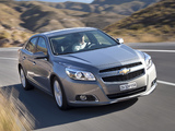 Chevrolet Malibu EU-spec 2012 photos