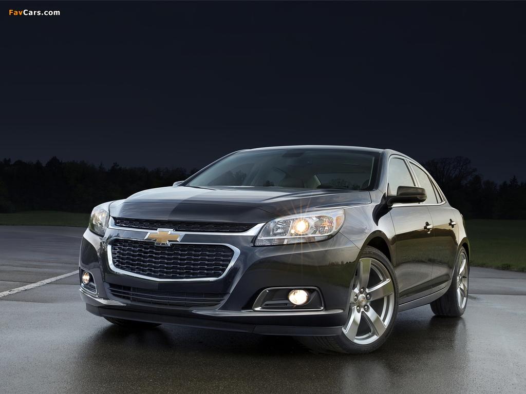 Chevrolet Malibu 2013 pictures (1024 x 768)