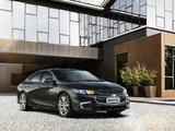 Chevrolet Malibu XL 2016 pictures