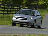 Images of Chevrolet Malibu 2004–06