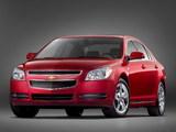 Images of Chevrolet Malibu LT 2007–11