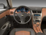 Images of Chevrolet Malibu LTZ 2008–11