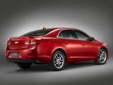 Images of Chevrolet Malibu ECO 2011