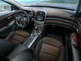 Images of Chevrolet Malibu LTZ 2011–13