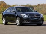 Images of Chevrolet Malibu ECO 2011–13
