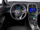 Images of Chevrolet Malibu EU-spec 2012
