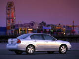 Photos of Chevrolet Malibu 2004–06
