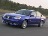 Photos of Chevrolet Malibu SS 2006–07