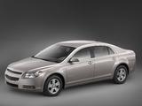 Photos of Chevrolet Malibu Hybrid 2008–11