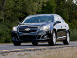 Photos of Chevrolet Malibu ECO 2011