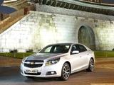 Photos of Chevrolet Malibu LTZ CN-spec 2011