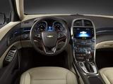 Photos of Chevrolet Malibu ECO 2011–13