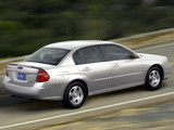 Pictures of Chevrolet Malibu 2004–06