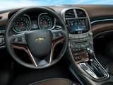 Pictures of Chevrolet Malibu LTZ 2011–13
