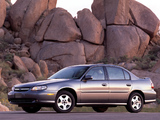 Chevrolet Malibu 2000–04 wallpapers