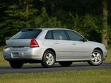 Chevrolet Malibu Maxx 2004–06 wallpapers