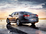Chevrolet Malibu LTZ CN-spec 2011 wallpapers