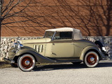 Chevrolet Master Eagle Convertible (CA) 1933 photos