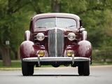 Chevrolet Master DeLuxe Sport Coupe (FD) 1936 images