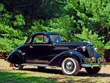 Chevrolet Master DeLuxe Coupe (GA) 1937 wallpapers