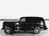 Chevrolet Master 85 Sedan Delivery (KB-1108) 1940 photos