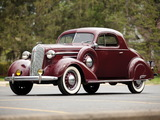 Images of Chevrolet Master DeLuxe Sport Coupe (FD) 1936