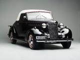 Photos of Chevrolet Master Cabriolet ZA-spec (HB) 1938