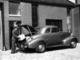 Photos of Chevrolet Master DeLuxe Business Coupe (JA) 1939