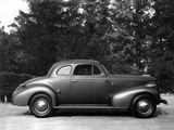 Pictures of Chevrolet Master DeLuxe Business Coupe (JA) 1939