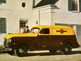 Chevrolet Master 85 Sedan Delivery (KB-1108) 1940 wallpapers