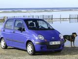 Chevrolet Matiz (M150) 2004–05 images