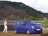 Chevrolet Matiz (M150) 2004–05 pictures