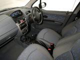 Chevrolet Matiz UK-spec (M200) 2005–07 photos