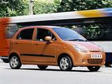 Chevrolet Matiz (M200) 2005–07 pictures
