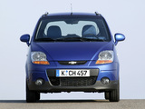 Chevrolet Matiz (M250) 2007–10 images